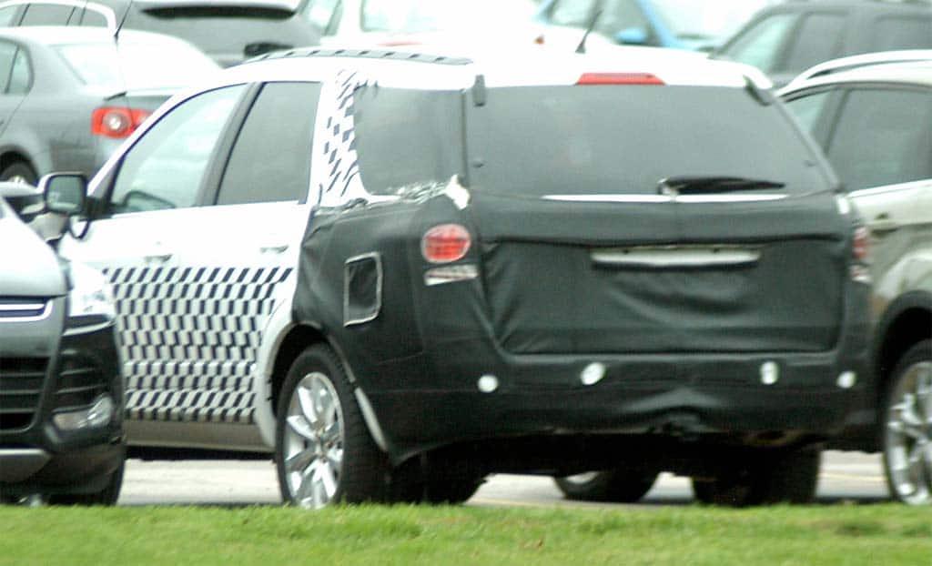 2014 Lincoln Navigator Spy