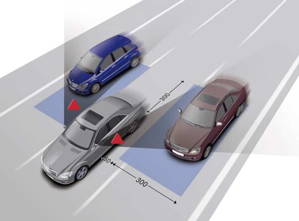 IIHS Research: Lane Departure Warning, Blind Spot Detection Reduce Collisions
