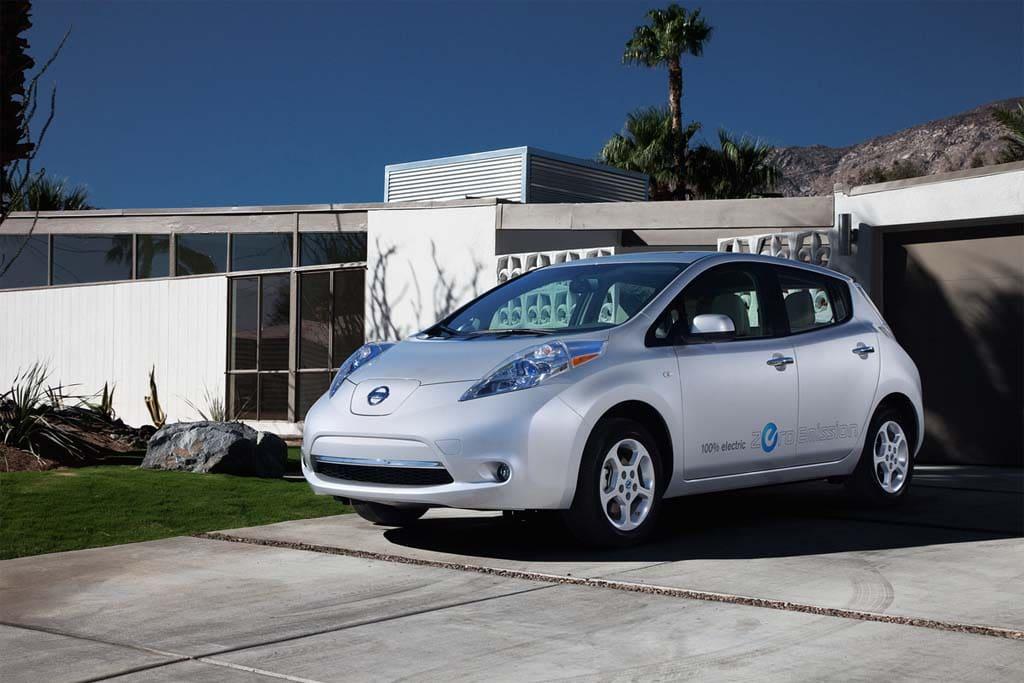 Nissan Expanding Warranty on Leaf Batteries