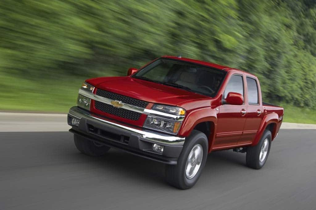 GM Recalling Over 145k Midsize Pickups