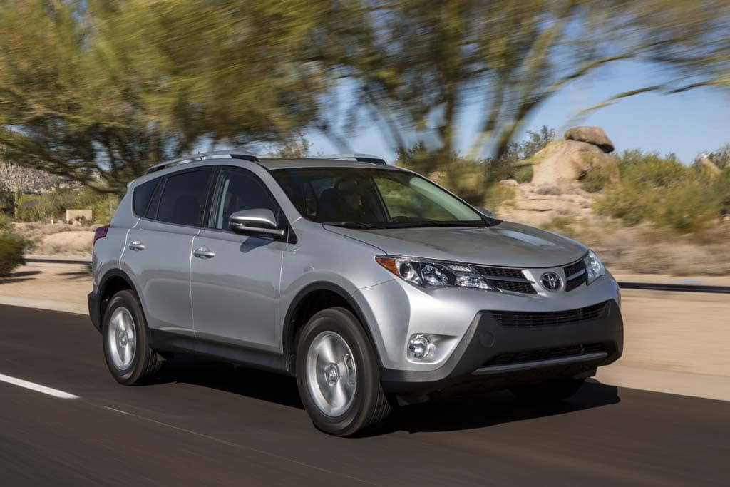 Feds Investigating RAV4s after Complaints about Battery-Related Fires