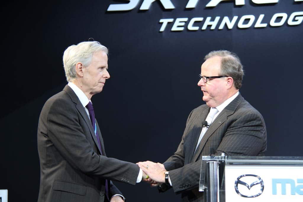Mazda's Jay Amestoy Set to Retire – More or Less
