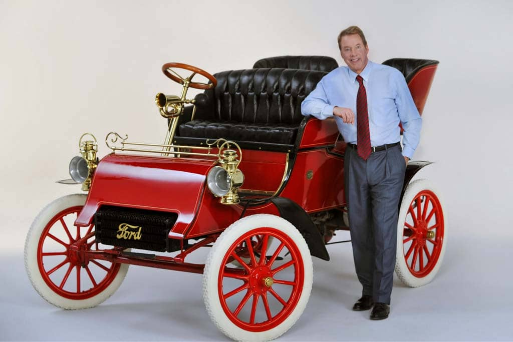 All in the Family: The Ford\'s Get Back World\'s Oldest Ford ...