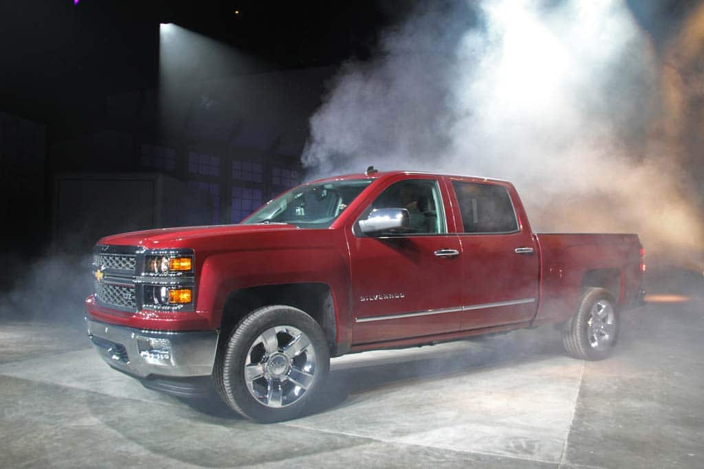 GM Reveals New 2014 Chevrolet Silverado and GMC Sierra Pickups
