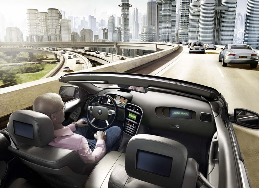 "Continental Sees Autonomous Vehicles ""Ready for Production"" by 2020"