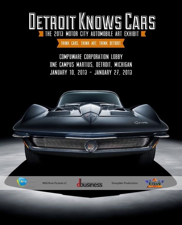 Show Brings World-class Automotive Art to Detroit