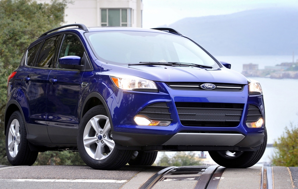 Ford Recalls Escape CUV – Again