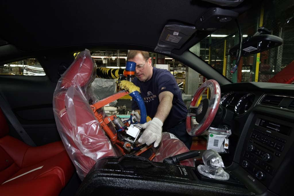 Ford Investing $6.2 Billion, Creating 12,000 New Jobs