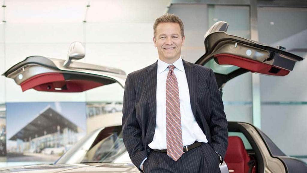 Ex-MBUSA CEO Cannon Resurfaces at AMB Group