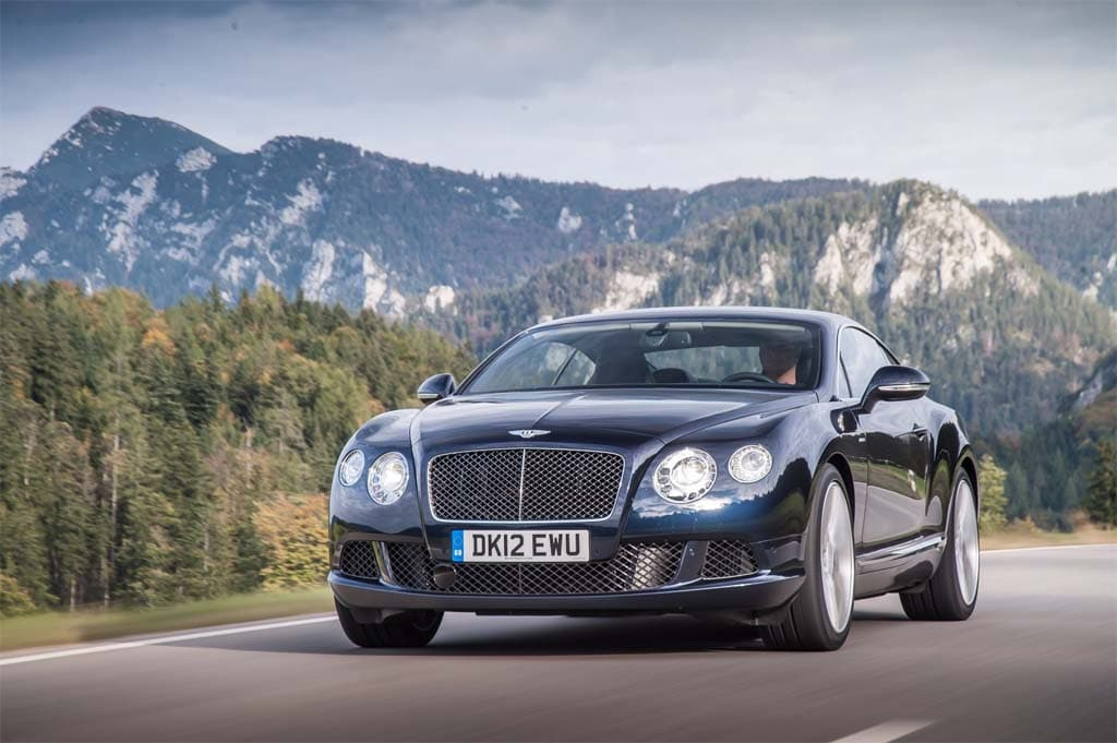 First Drive: 2013 Bentley Continental GT Speed | TheDetroitBureau.com