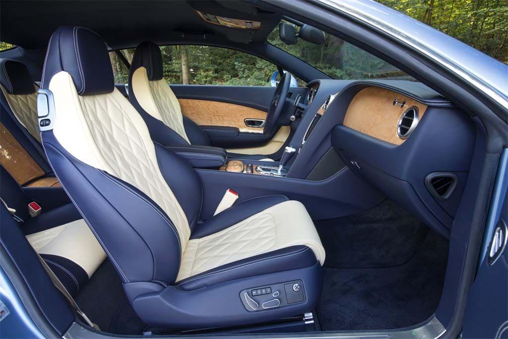 First Drive 2013 Bentley Continental Gt Speed