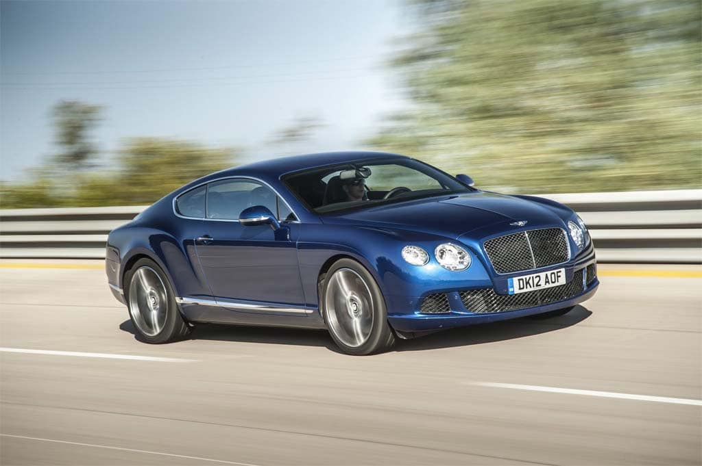 First Drive: 2013 Bentley Continental GT Speed