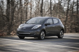 The Nissan Leaf is the second-fastest selling used car in the U.S.