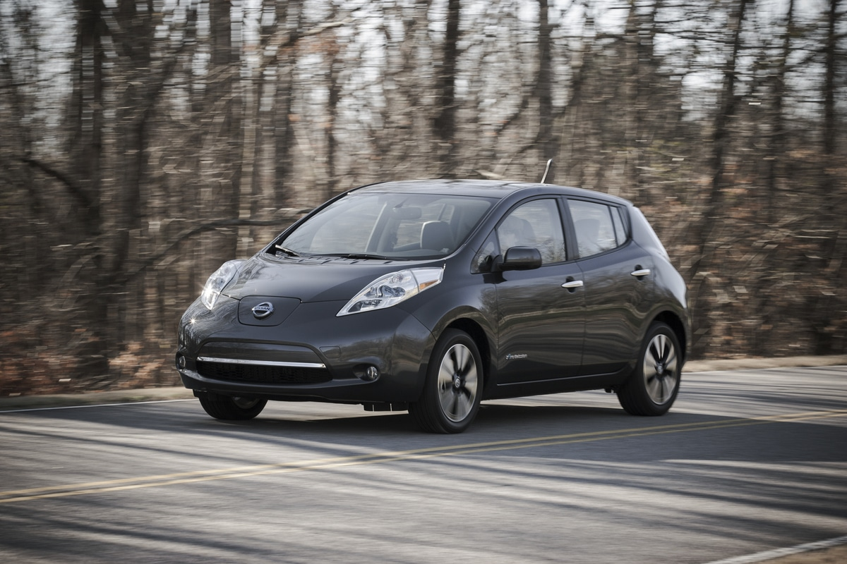 Nissan Leaf Breaks EV Sales Record for U.S. – Again