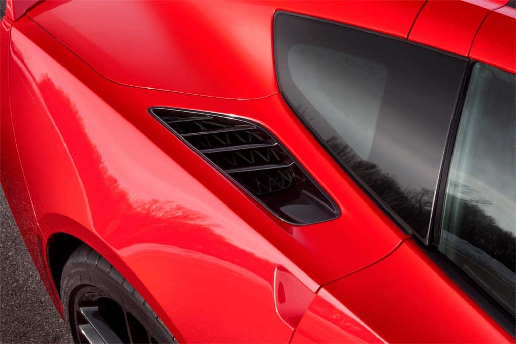 Already Iconic – Chevy Bills the 2014 C7 Corvette as a True