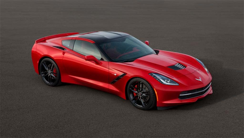 2014 Chevrolet Corvette Over-Delivers with 455 HP