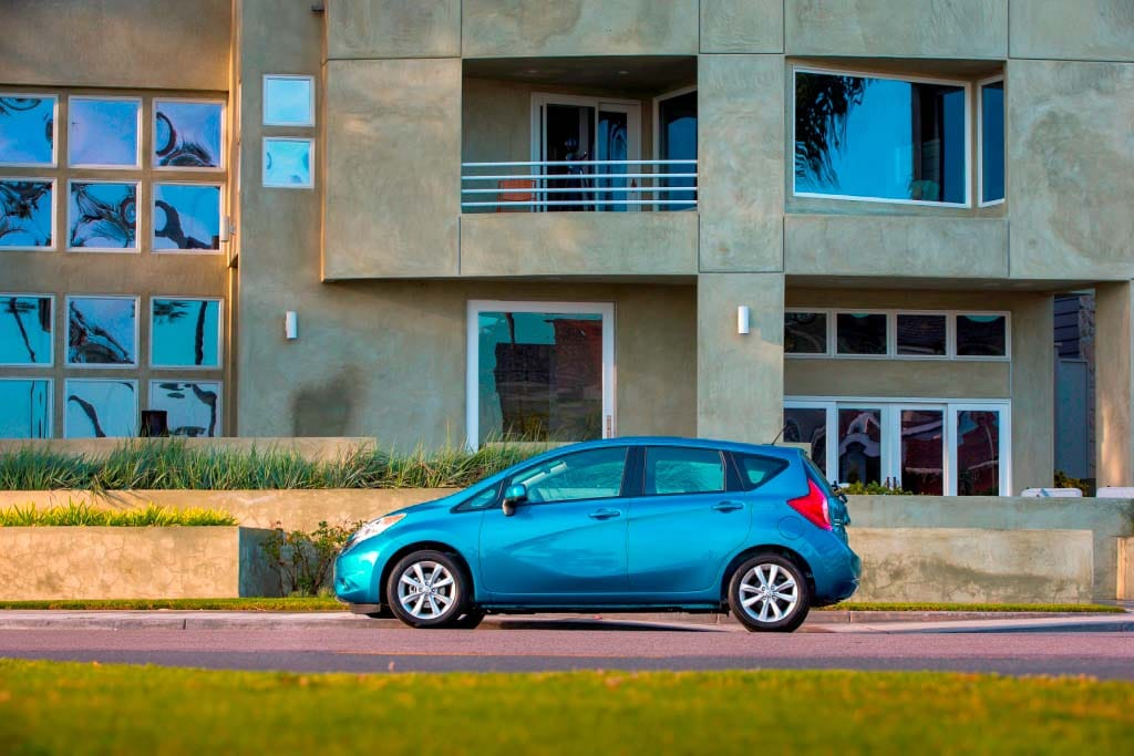 Nissan Versa Note Reveals New Direction For Subcompact