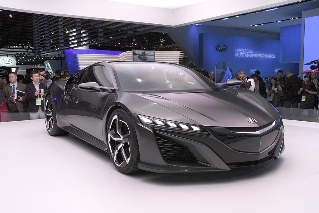 Detroit Auto Show: All You Need to Know