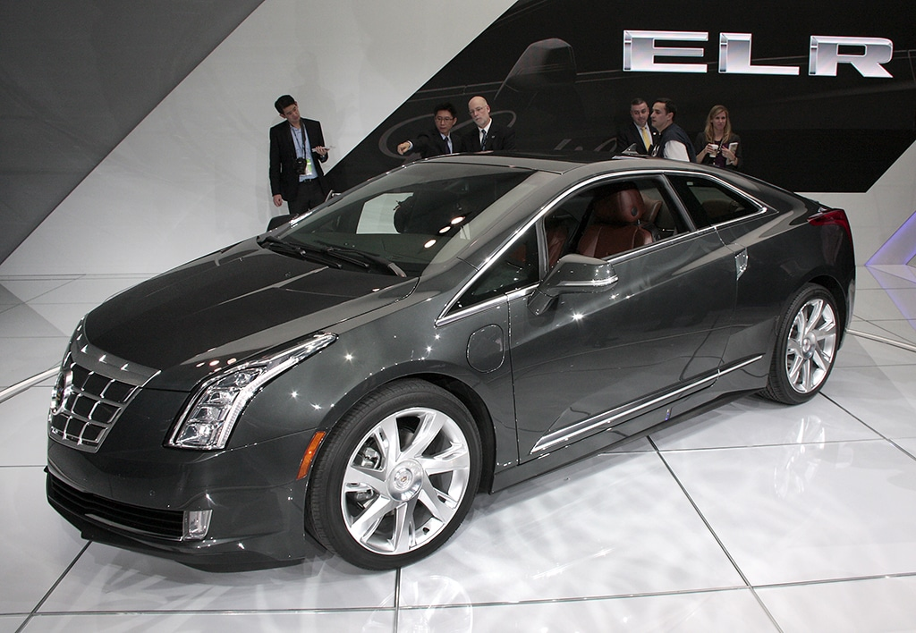 GM Wants to Boost Plug-In Production By 20%