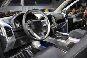 Ford F150 Ecoboost Mpg >> Ford's Atlas Concept Signals Plan for Next-Gen F-150 ...