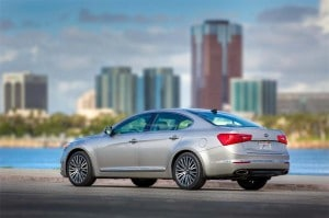 The front-drive Kia Cadenza will get the maker's most powerful V-6 ever offered.