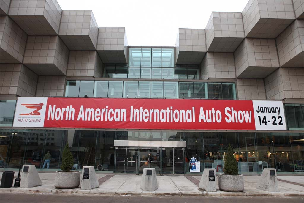 Marty's Marketing Minutia – Auto Show Edition