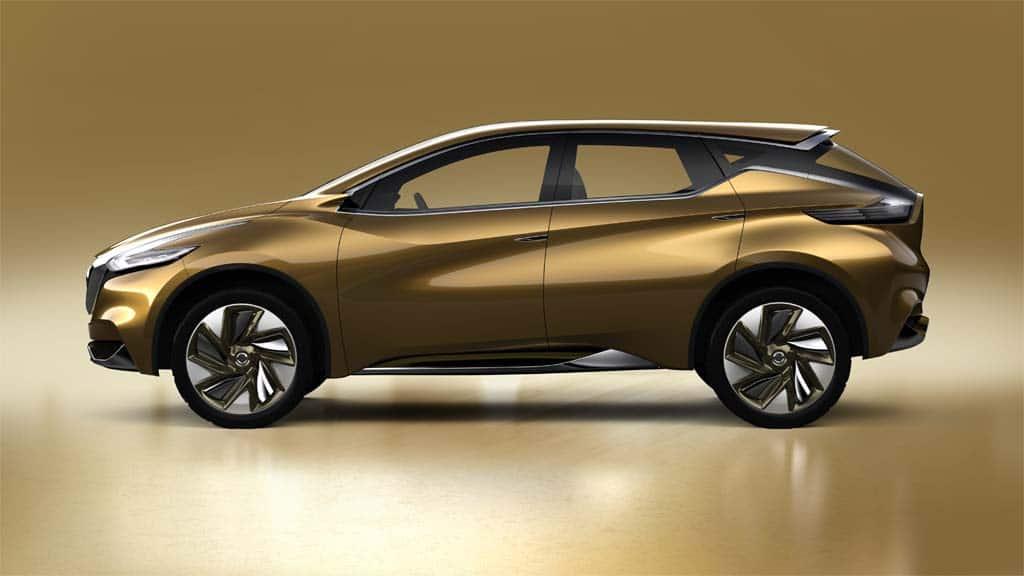 Nissan Resonance Concept Previews Next-Gen Murano CUV ...