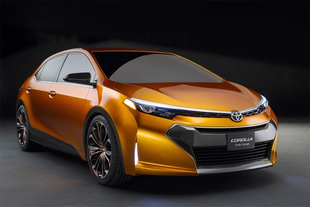 Furia Suggests Toyota's Future Design Direction