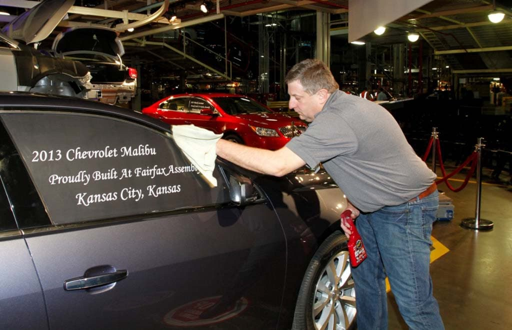 Gm investing 600 mil maintaining 4 000 jobs at kansas for Fairfax motors fairfax va