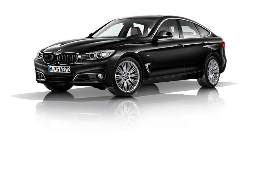 BMW Reveals Series GT Hatchback TheDetroitBureaucom - Bmw 3 series hatchback