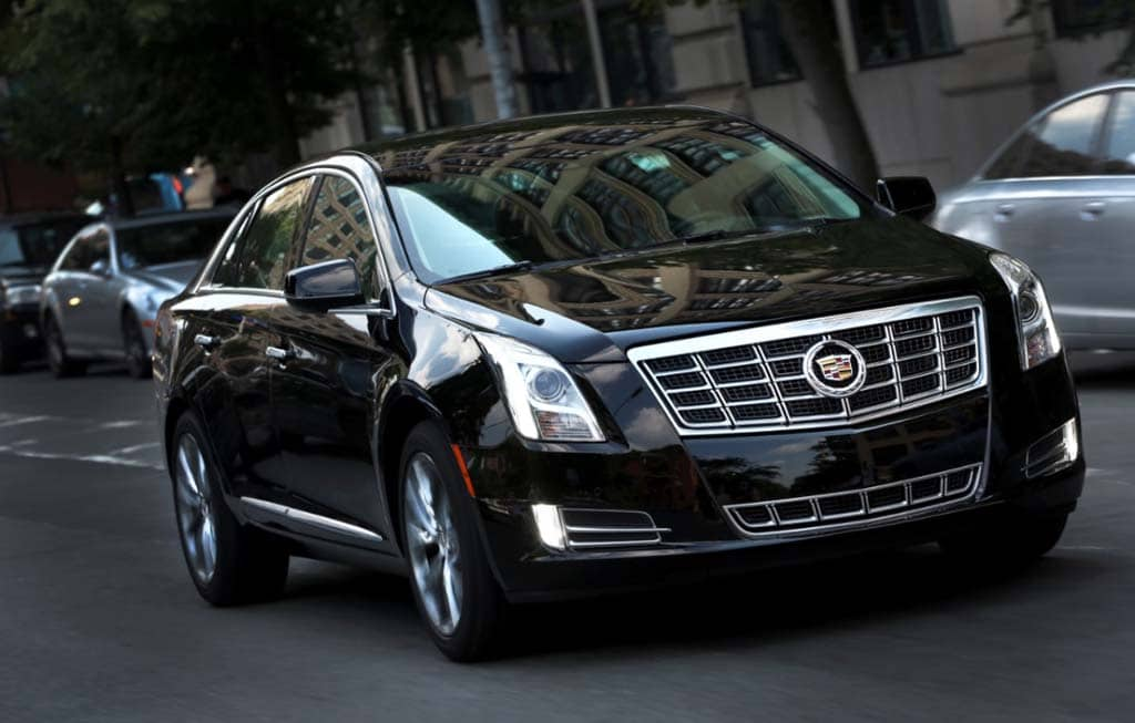 Cadillac Wants to Fill Limo Gap Left Behind by Lincoln