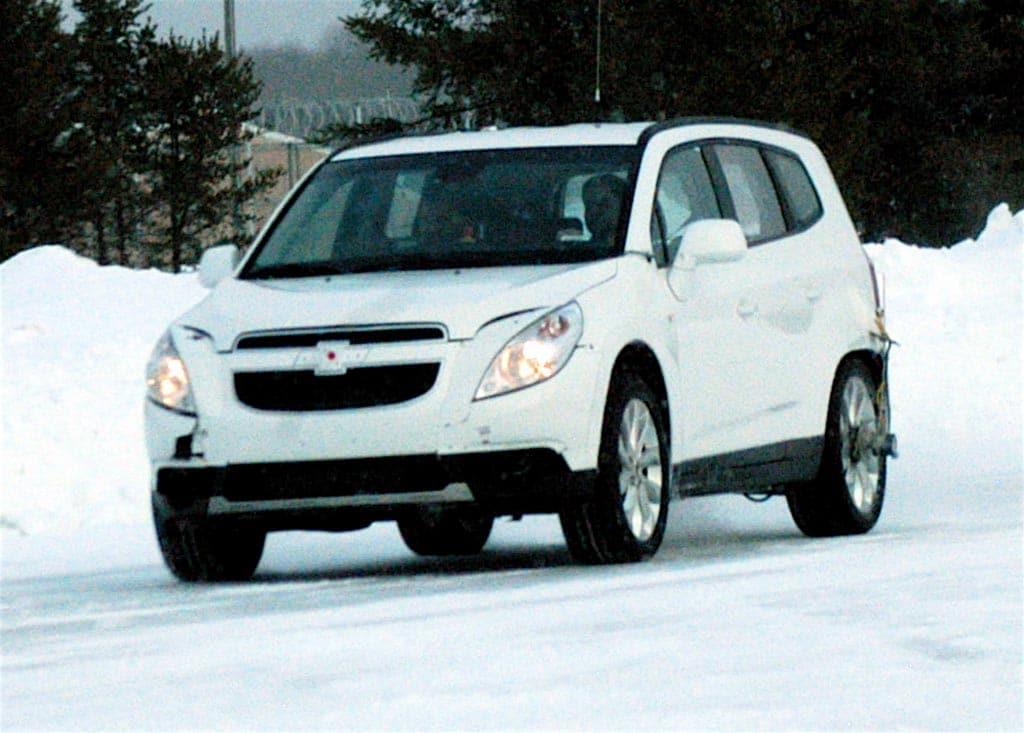 Spy Shot: Chevrolet Orlando Caught Canada Bound — and U.S. May Follow