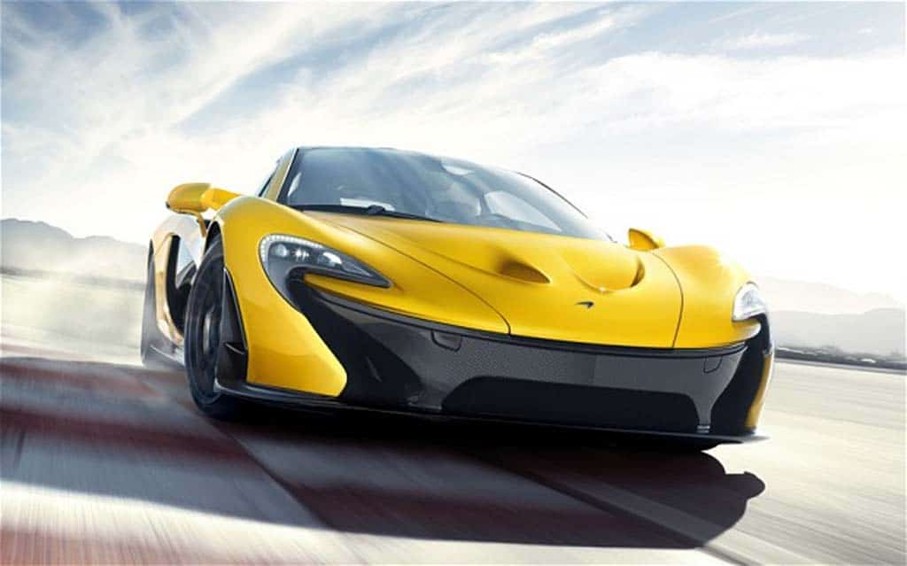 McLaren P1 Performance Numbers Likely to Leave You Breathless