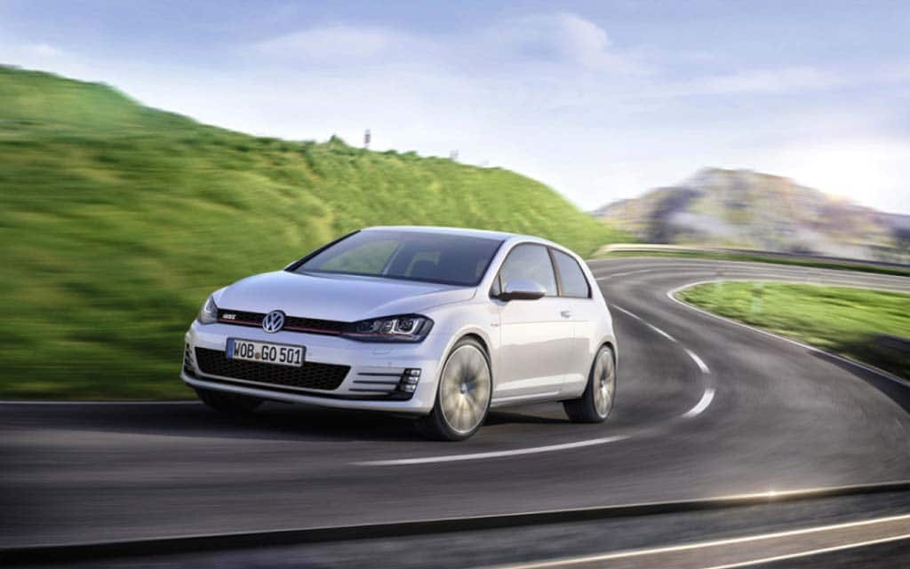 VW Bringing Sporty New GTD, GTI Models to Geneva