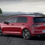 Volkswagen is looking to break the 10 million unit in worldwide sales with vehicles like the Golf GTD this year.