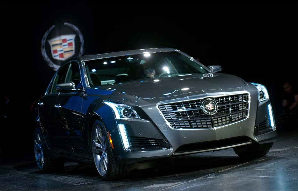 2014 Cadillac Cts Will Be Bigger So Will Price Tag