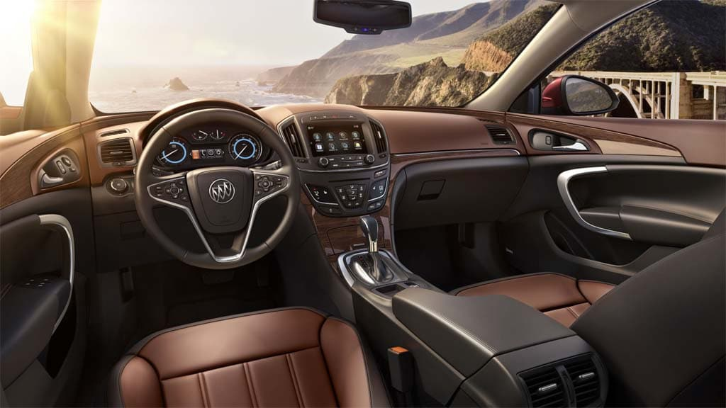 Superb The 2014 Regal Adds An Assortment Of High Tech Safety And Infotainment  Systems. Idea