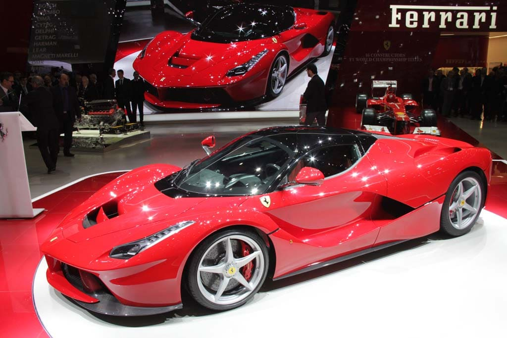 Ferrari Set to Reveal New Hybrid Supercar this Month