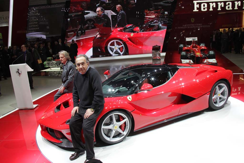 Ferrari Ready to Launch IPO