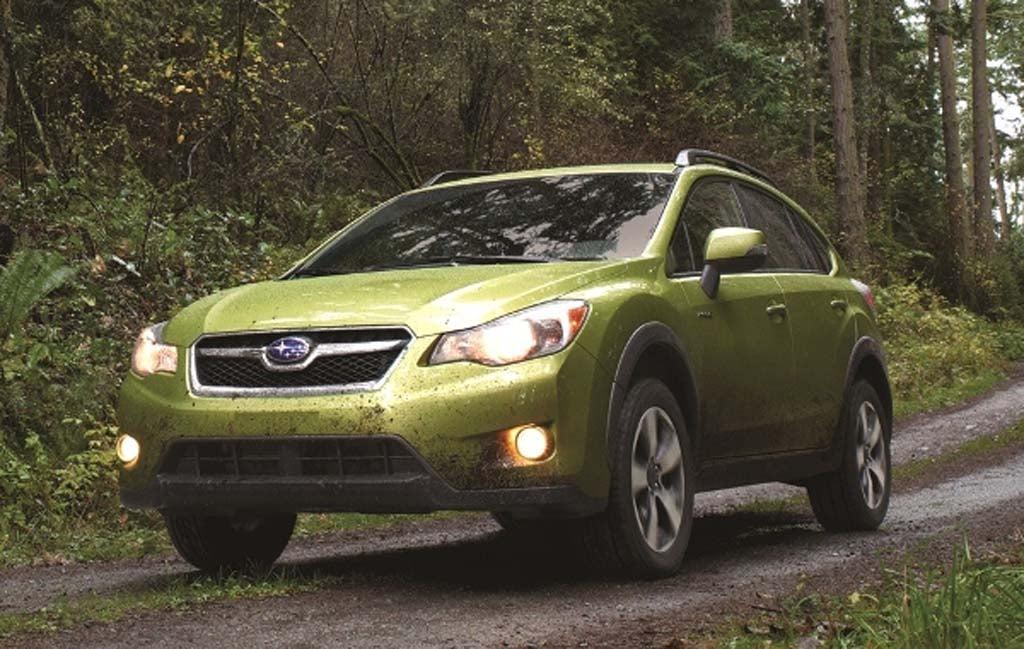 Subaru Plans More Hybrids, Battery Cars – Eventually