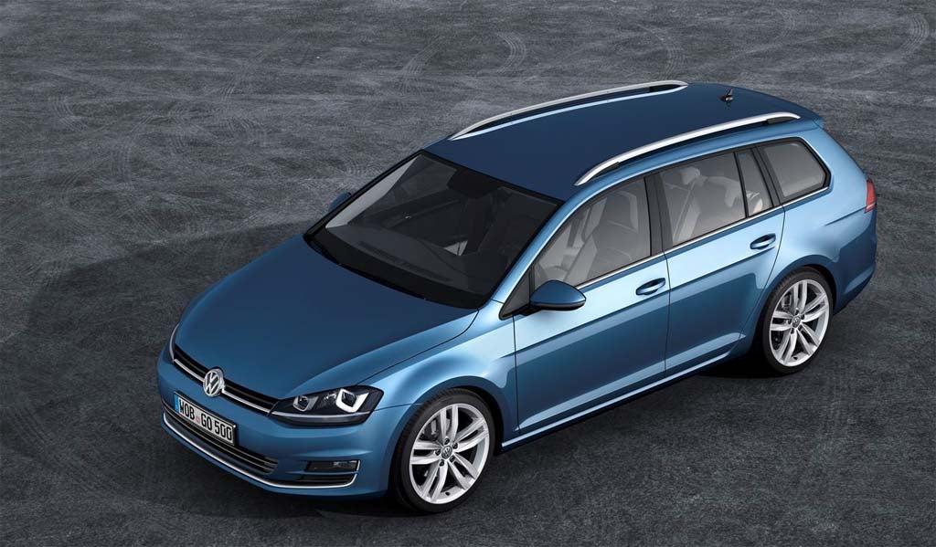 VW Reveals Next Jetta SportWagen  TheDetroitBureaucom