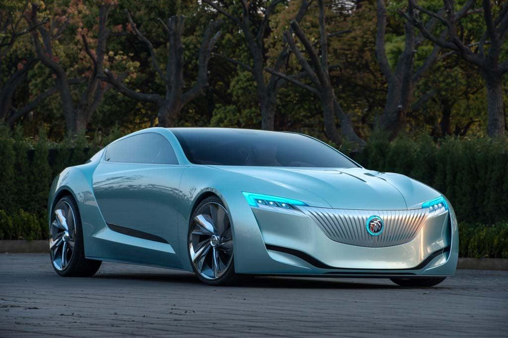 Buick Unwraps New Riviera Concept | TheDetroitBureau.com