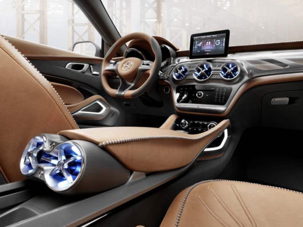 The Interior Is Largely Common To ...