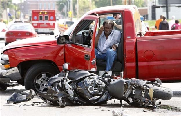 Motorcycle Deaths Rising Rapidly