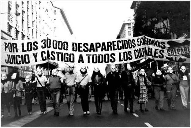 abuela de plaza de mayo: