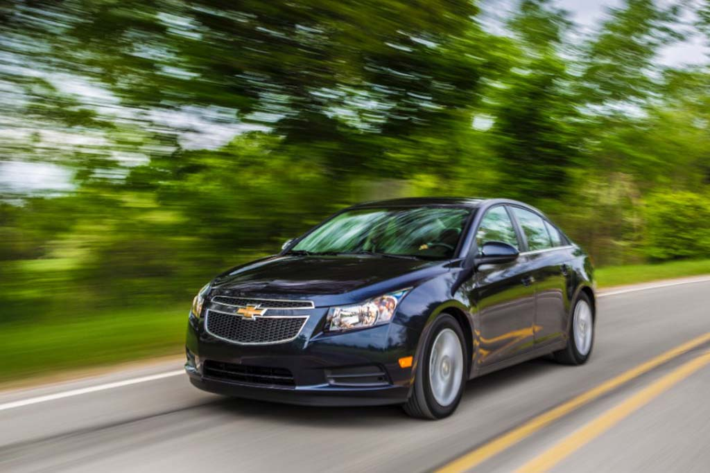 First Drive: Chevrolet Cruze Turbo Diesel 2014 Chevrolet Cruze Turbo ...