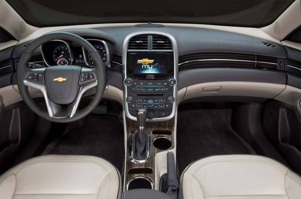 "Chevy Does Emergency ""Refresh"" to Bolster Lagging Malibu ..."