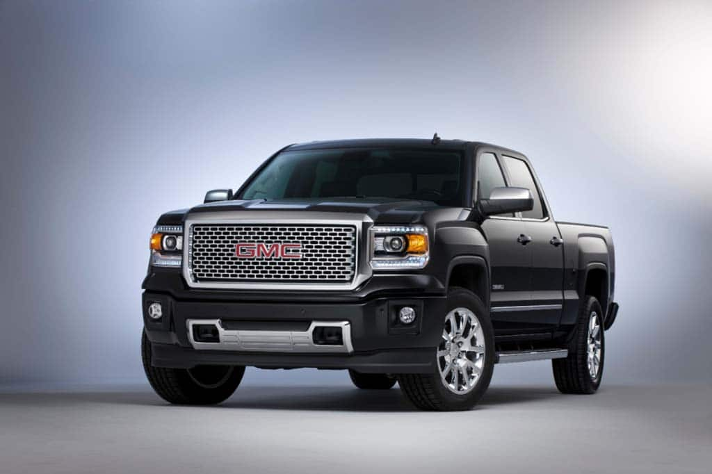 new face more power for 2014 gmc sierra denali. Black Bedroom Furniture Sets. Home Design Ideas