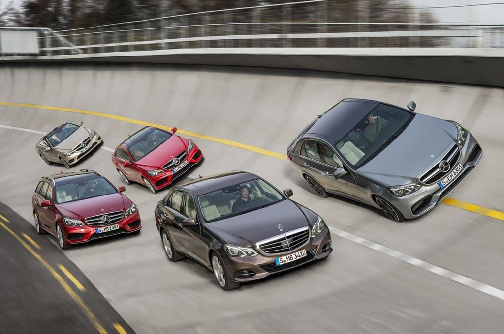 Mercedes Benz Betting Big On New E Class Thedetroitbureau Com