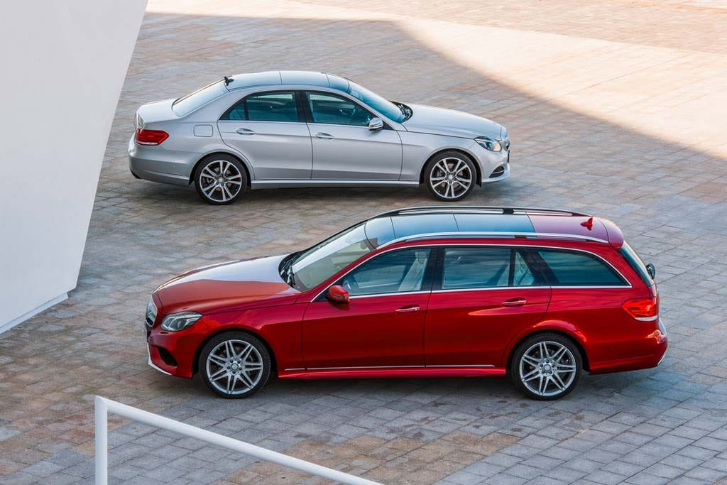 2014 mercedes benz e class sedan and wagon. Cars Review. Best American Auto & Cars Review